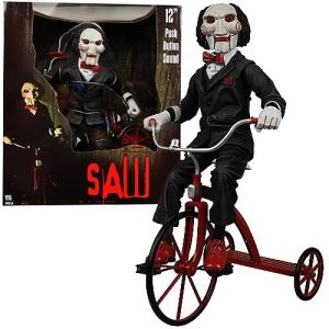 Saw%20Billy%20the%20Puppet%20with%20Tricycle%2012inch%20Figure