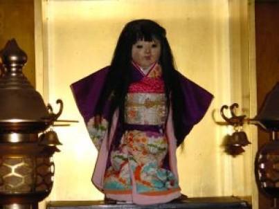 Znalezione obrazy dla zapytania lalka okiku